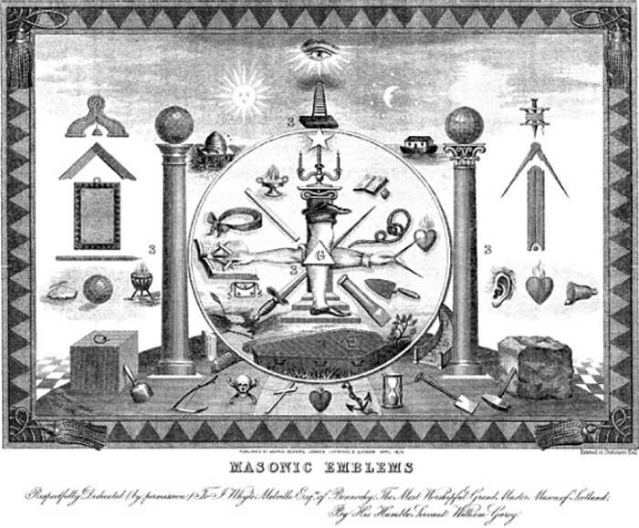 Принятие в ложу. Клятва, ритуалы и символы масонства