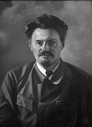Троцкий Лев Давидович (Лев (Лейба) Давидович Бронштейн)