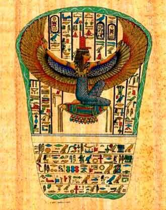 Исида в древнеегипетской религии