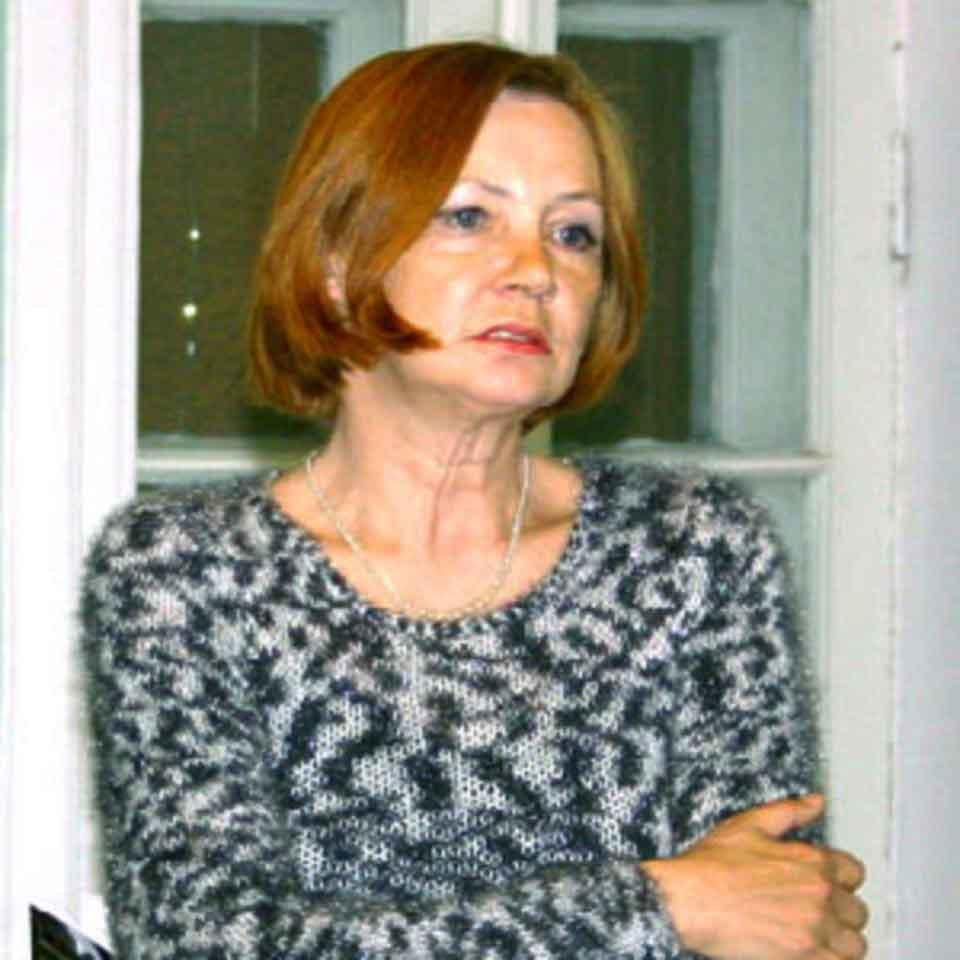 Мария Вергинская, внучка командующего ЧФ, диссидентка