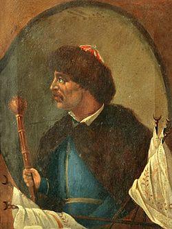 Иван Свирговский, украинский козацкий гетман XVI века