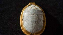 3700-летняя печать в форме скарабея найдена орнитологом вблизи Хайфы