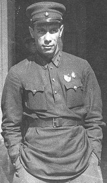 ГЕНДИН СЕМЕН ГРИГОРЬЕВИЧ (исполняющий обязанности начальника Разведывательного управления штаба РККА сентябрь 1937—май 1938 г.)