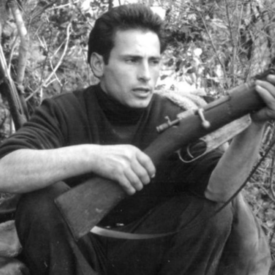 Грациано Мезина, главарь бандитов Сардинии