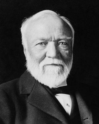 Эндрю Карнеги (Andrew Carnegie)