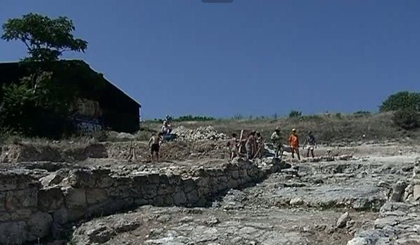 раскопки «Страбонова Херсонеса»