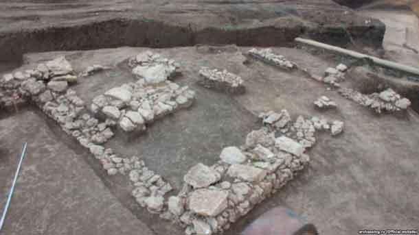 Российские ученые в ходе раскопок на Керченском полуострове нашли крепость времен античности, построенную более двух тысяч лет назад, во времена Боспорского царства