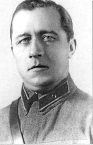 Генерал-майор ТУПИКОВ ВАСИЛИЙ ИВАНОВИЧ (псевдоним — «АРНОЛЬД») Родился в 1901 г. в г. Курске. Русский.