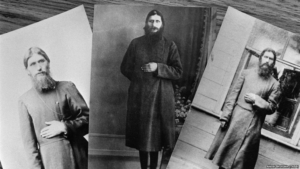 Из архивов музея Распутина в селе Покровское