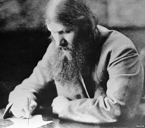 Григорий Распутин, 1914 год