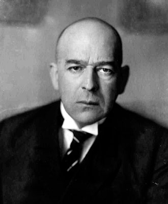 Освальд Шпенглер (1880-1936)