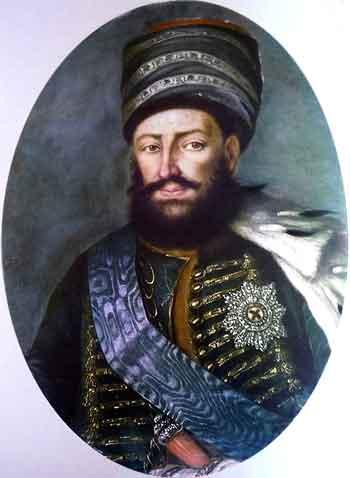 Царь Грузии Ираклий II