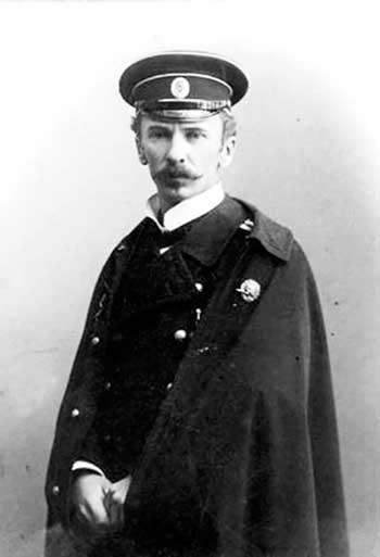 Лейтенант П.П. Шмидт