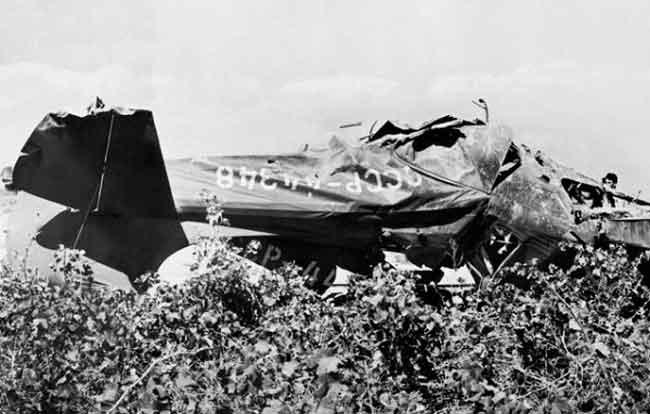 Схватка в воздухе. Попытка угона армянскими диссидентами самолета в Турцию