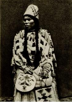 Женщина-кайуга