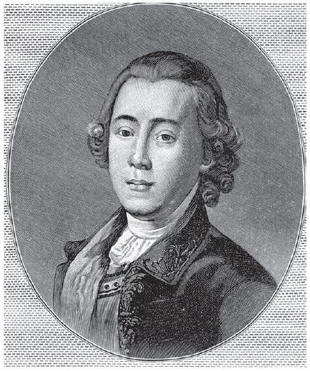 камергер великого князя Петра Федоровича, признанный щеголь и фат Сергей Васильевич Салтыков (1726-1807)