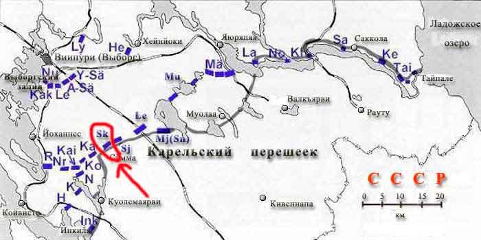 Главные мифы линии Маннергейма и советско-финской войны