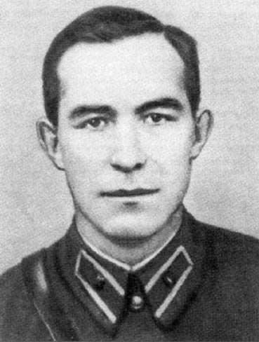 Г.А. Рубцов, герой Советского Союза с 13 ноября 1941г. - командир полка
