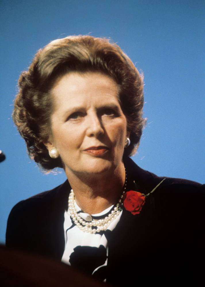 Маргарет Тэтчер, Margaret Thatcher