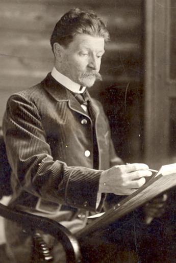 Врубель Михаил Александрович (род. 17.03.1856 г. - ум. 14.04.1910 г.)