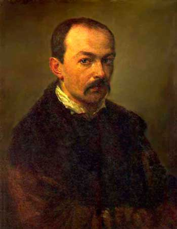 Федотов Павел Андреевич (род. 04.07.1815 г. - ум. 26.02.1852 г.)