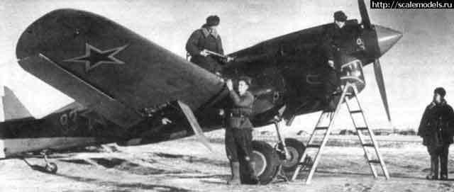 Р-40 «Kittyhawk» американского производства