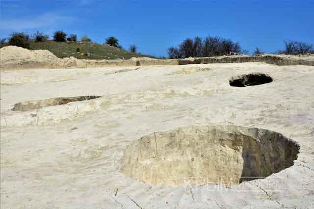 могильники тавров в Крыму