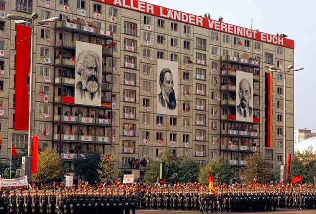 Восточная Германия - ГДР