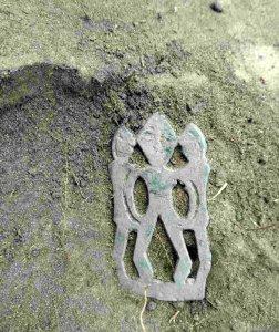 Крылатые предки обских угров. Находки сибирских археологов (фото)