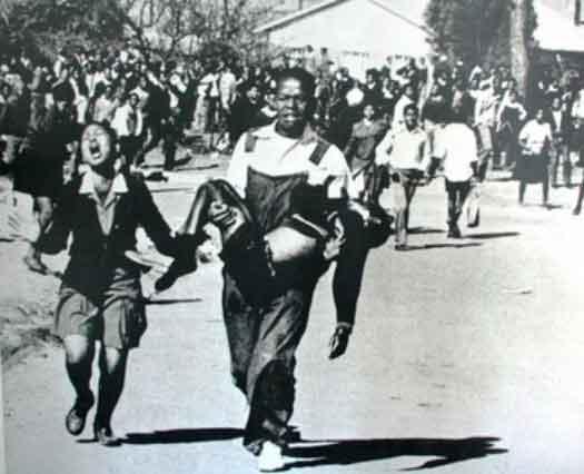 Волнений в Соуэто 1976