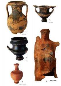 В Крыму найдена античная царская усадьба (фото)