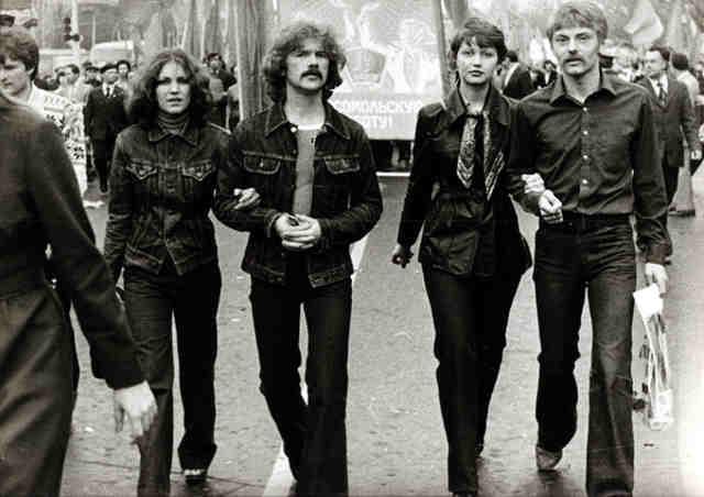 джинсы в СССР