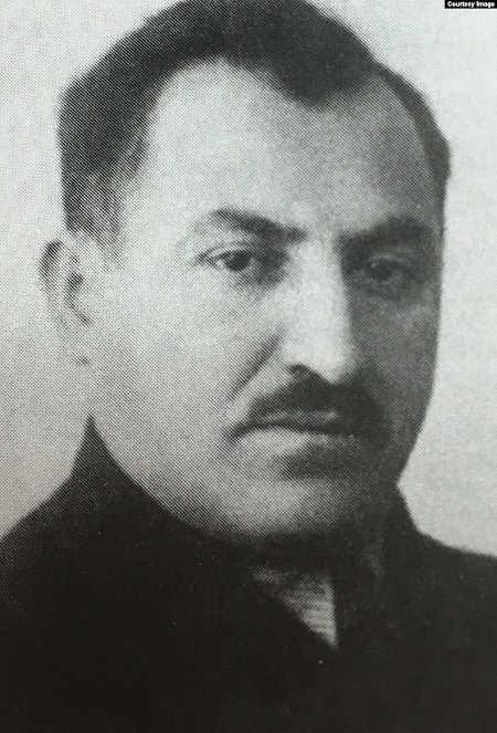 Нарком внутренних дел Белорусской ССР, старший майор госбезопасности Лаврентий Цанава