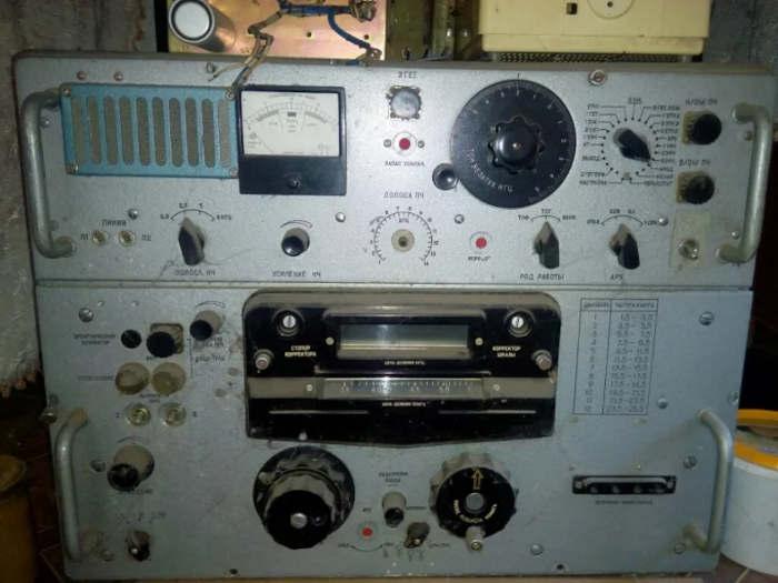 Радиоприемник Р-250