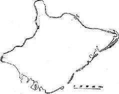 План Хотовского городища