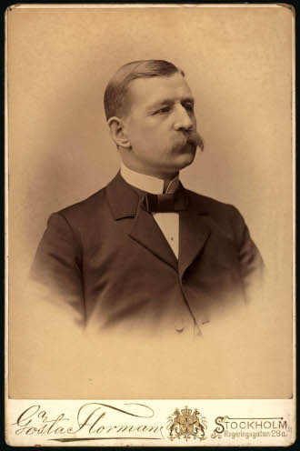 Соломон Август Андрэ