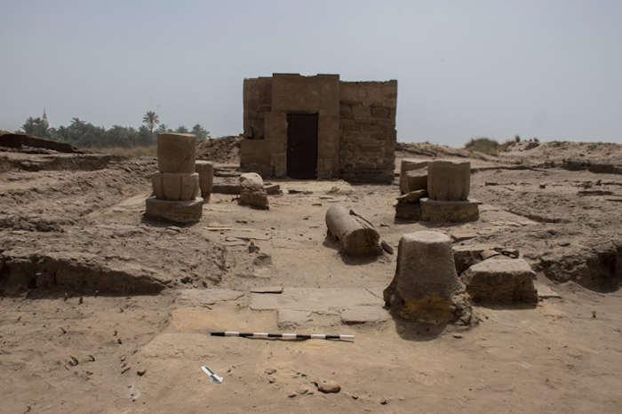 В Луксоре нашли необычный храм Осириса (фото)