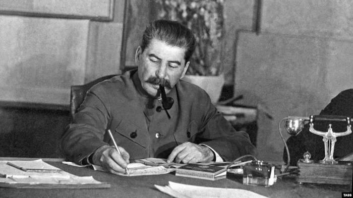 Иосиф Сталин, 1939 год