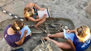 Мамай-гора открывает секреты – найдены артефакты греков, скифов и ногайцев