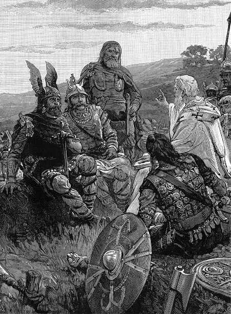 Варвары и христианство