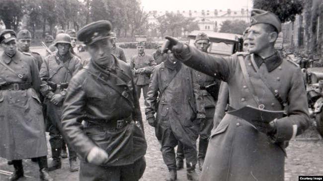 Союзники после захвата Польши
