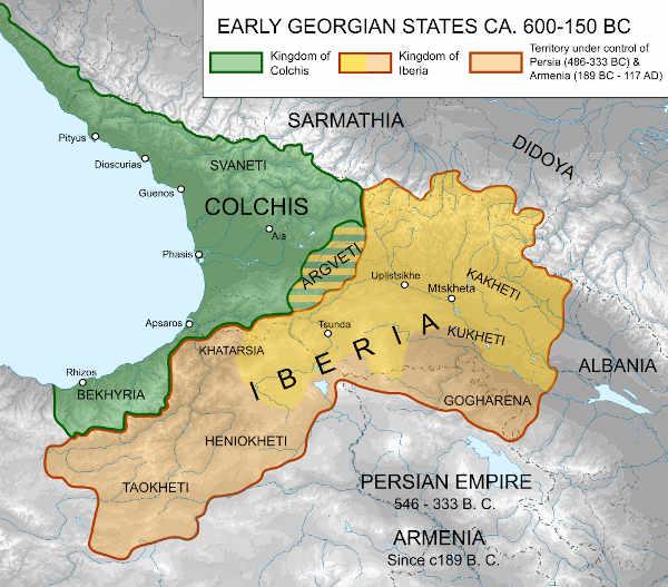 Картлийского (Иберийского) царства