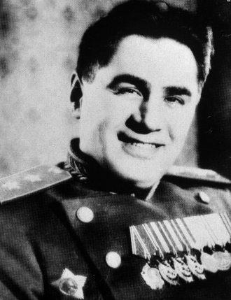 Павел Судоплатов – генерал-лейтенант КГБ