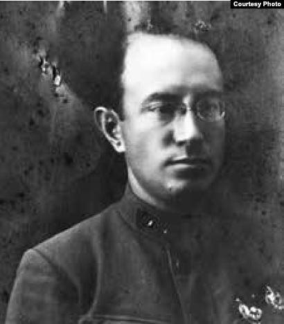 начальник Одесского областного отдела ОГПУ Юрий Перцов