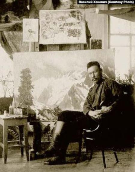 Григорий Гуркин, выдающийся алтайский художник