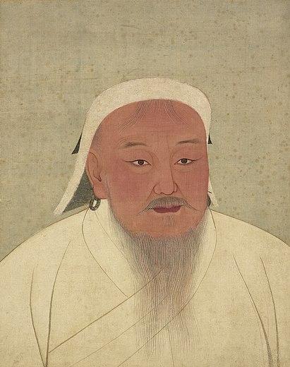 Темучин - Чингисхан