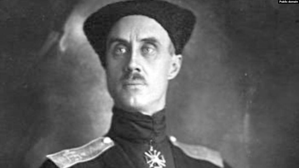 Генерал барон Петр Врангель