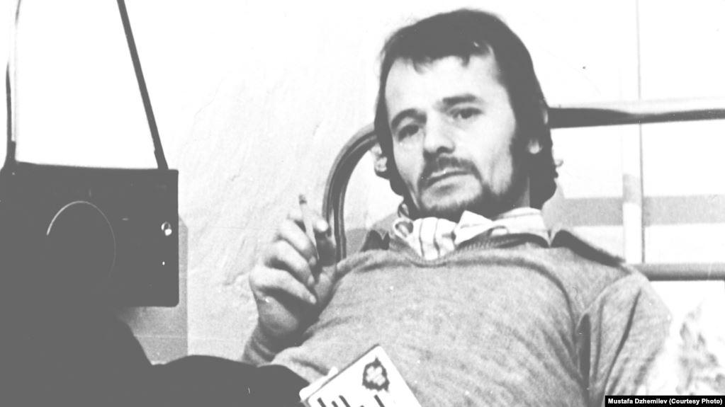 Мустафа Джемилев. 1979 год