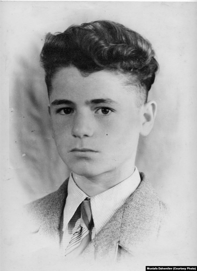 Мустафа Джемилев. Июнь 1959 года