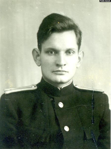 следователь Военной прокуратуры Борис Ряжский